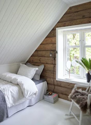 The Best Idea to Use the Attic at Home