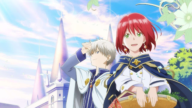 Download OST Opening Ending Anime Akagami no Shirayuki-hime Full Version
