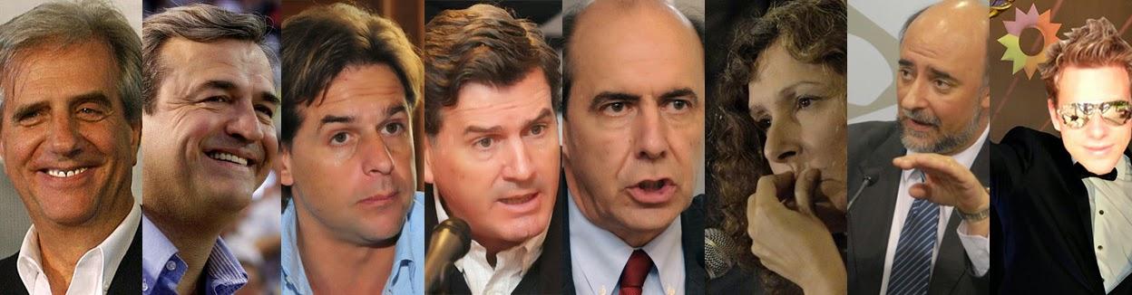 uruguay candidatos internas humor