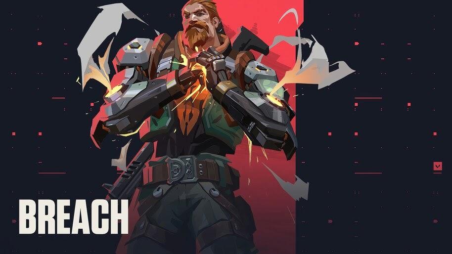 Valorant, Breach, 4K, #7.2023