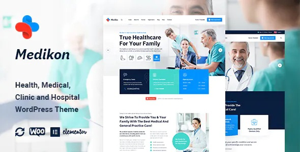 Best Health & Medical WordPress Theme