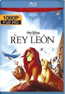 El Rey Leon [1994]  [1080p BRrip] [Latino-Inglés] [GoogleDrive] RafagaHD