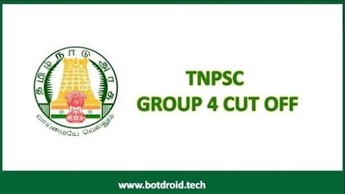 TNPSC Group 4 Cut off Mark List 2019 | Group IV Exam Score Card Expected