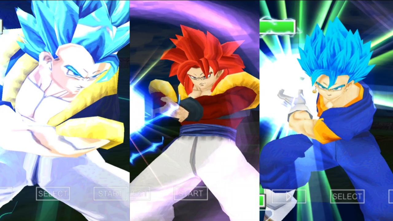 Dragon Ball Super Gogeta Vs Vegito