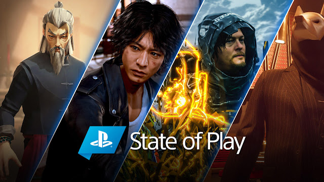 playstation state of play 2021 announcements sony ps4 ps5 moss book 2 arcadegeddon tribes of midgard post-launch roadmap fist forged in shadow torch release date hunter's arena legends sifu gameplay teaser new release window jett the far shore demon slayer kimetsu no yaiba story lost judgment death stranding director's cut deathloop walkthrough