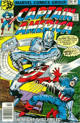 Captain America #226