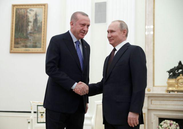 Ρωσία και Τουρκία κατέληξαν σε συμφωνία για τη Συρία