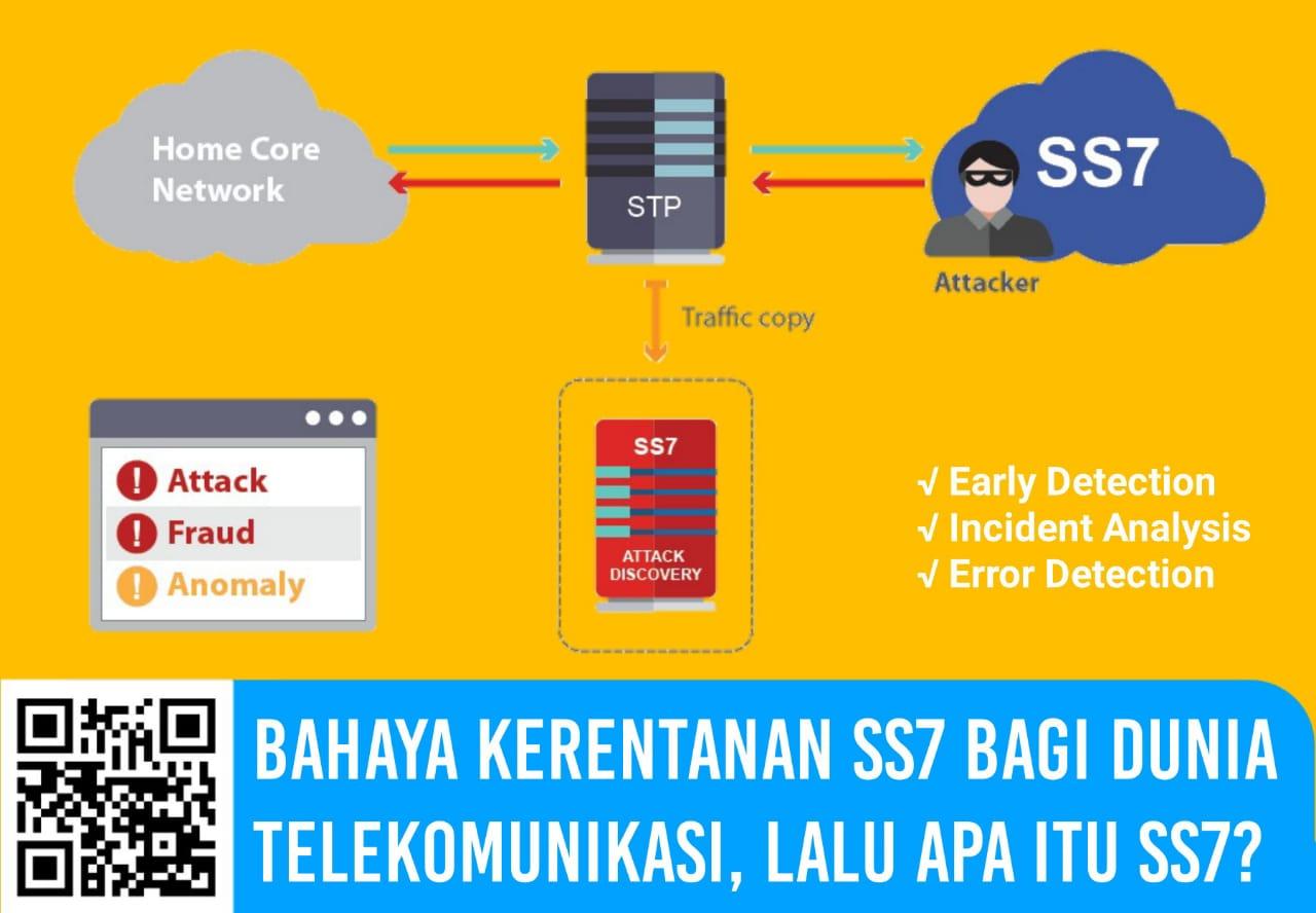 Bahaya Kerentanan SS7 Bagi Dunia Telekomunikasi, Lalu Apa SS7 Itu?