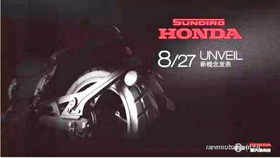 Teaser Honda Sport Klasik, Rilis 27 Agustus
