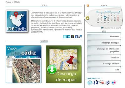 http://www.dipucadiz.es/idecadiz