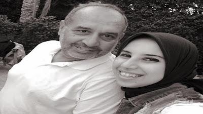محمد عبدالقوي وابنته