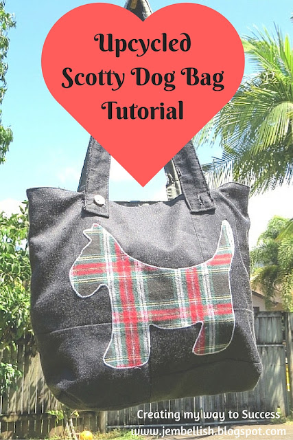 Scotty Dog Bag