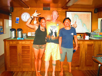 PADI IDC on Phuket for July/August 2016 has been completed