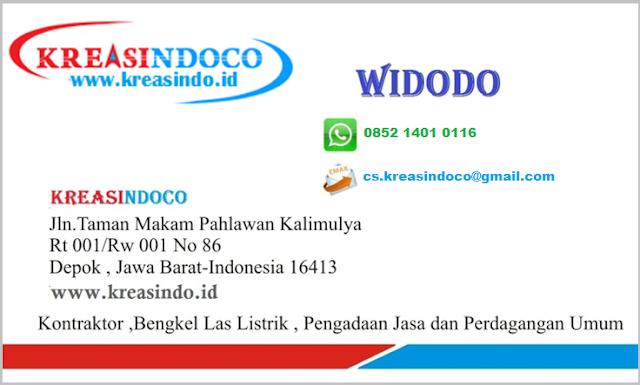 Kartu Nama Kreasindoco