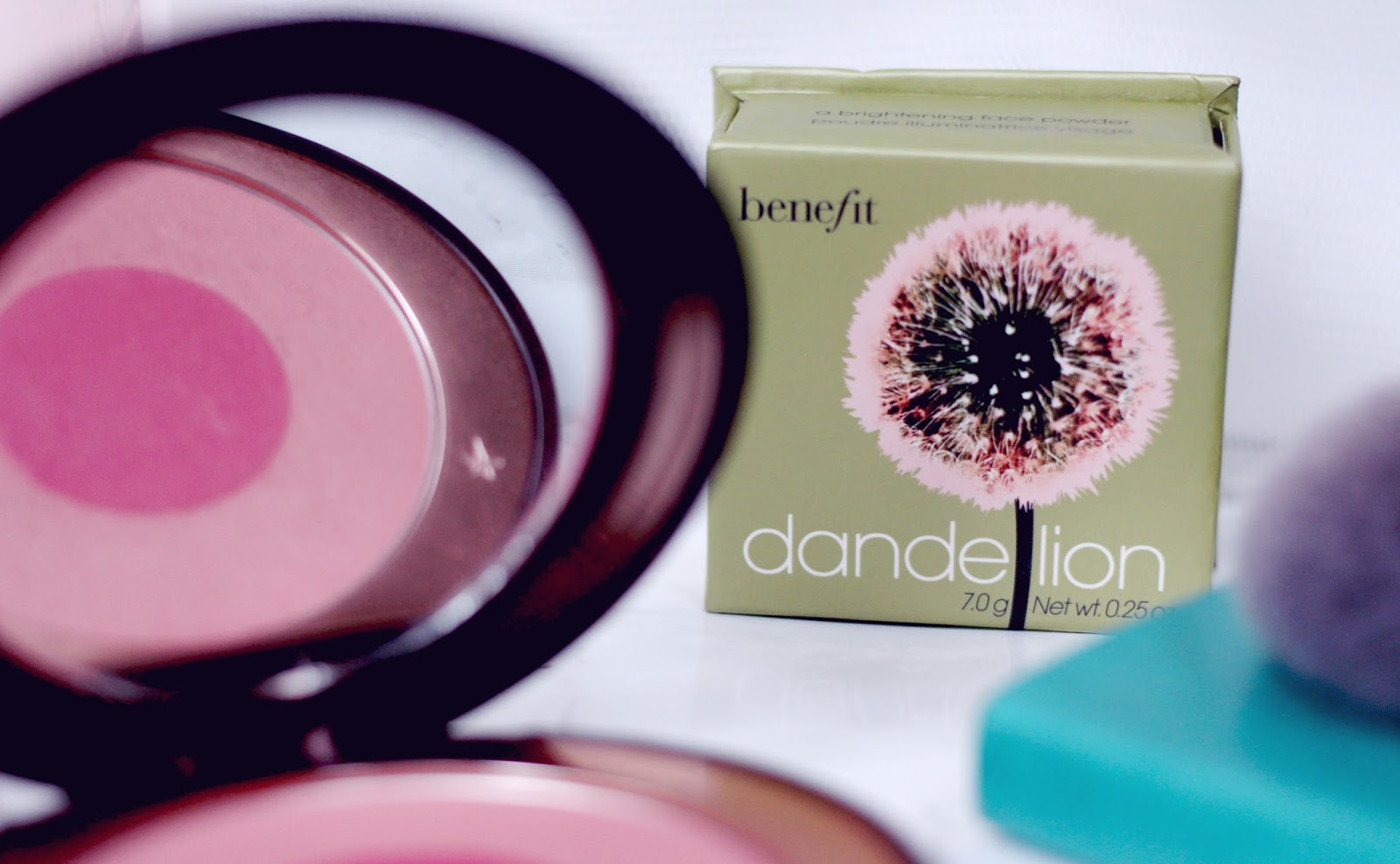 Benefit Dandelion Blusher