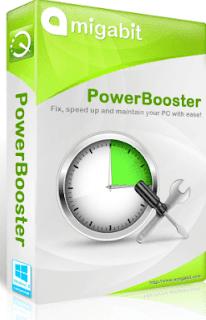 تحميل برنامج صيانة وتسريع اداء الجهاز Amigabit PowerBooster