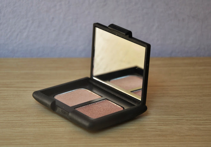Review: Nars Eyeshadow Duo in Silk Road