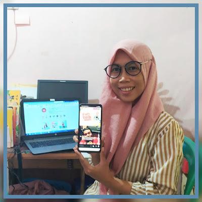 IG Live Home Credit bareng Erix Soekamti, dengan tema 'Sejuta Kreasi untuk Maju Bersama'