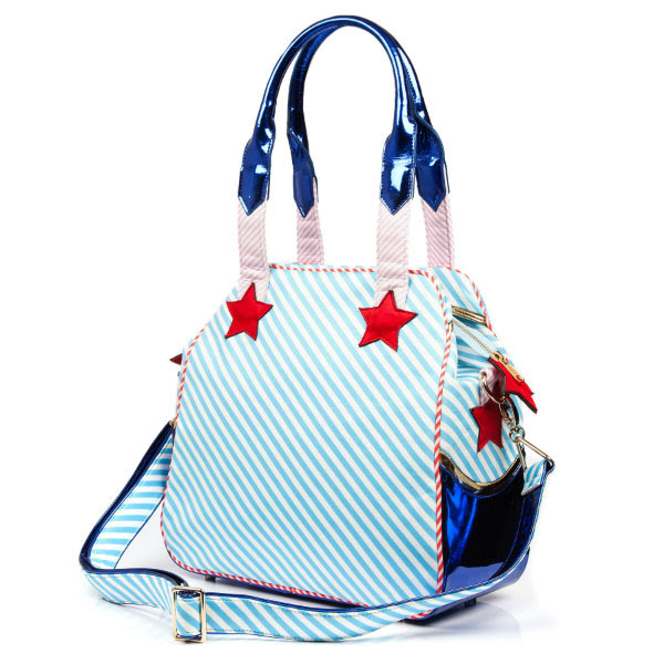 irregular choice disney ss17 donald duck bag