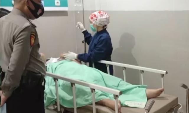 Anggota TNI AU Jadi Korban Penembakan Orang Tak Dikenal di Lampung