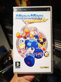 megaman power up