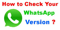 How to Check Your WhatsApp Version?
