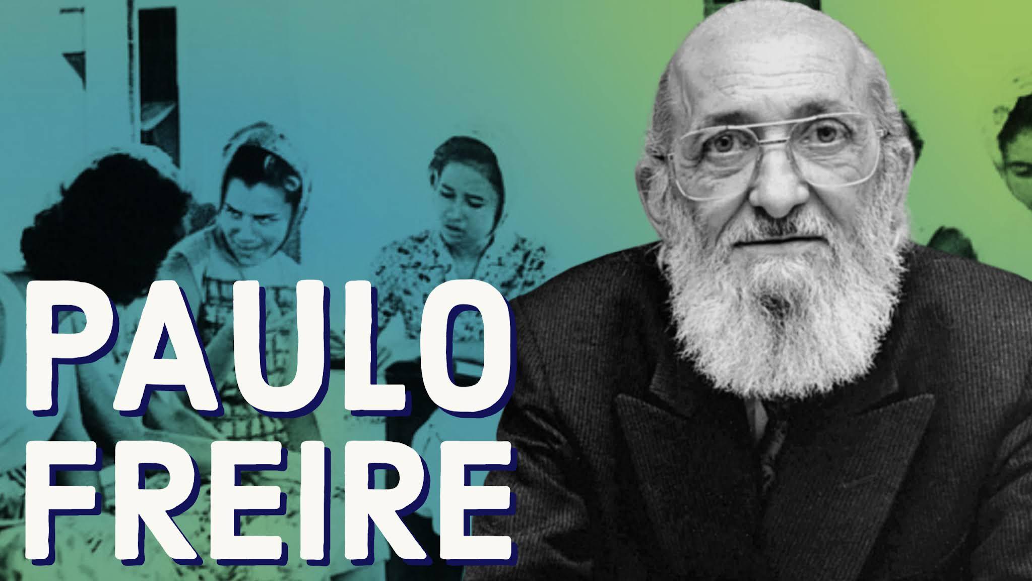 Paulo Freire (Capa)