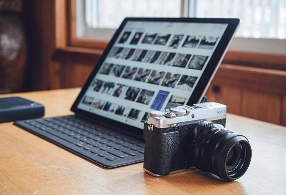 Tutorial pengeditan foto di Photoshop untuk fotografer