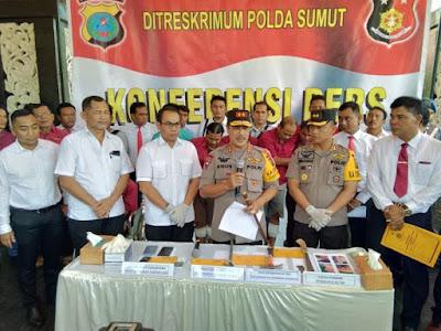 Seluruh Pelaku Pembacokan Pensiunan Polisi Ditangkap
