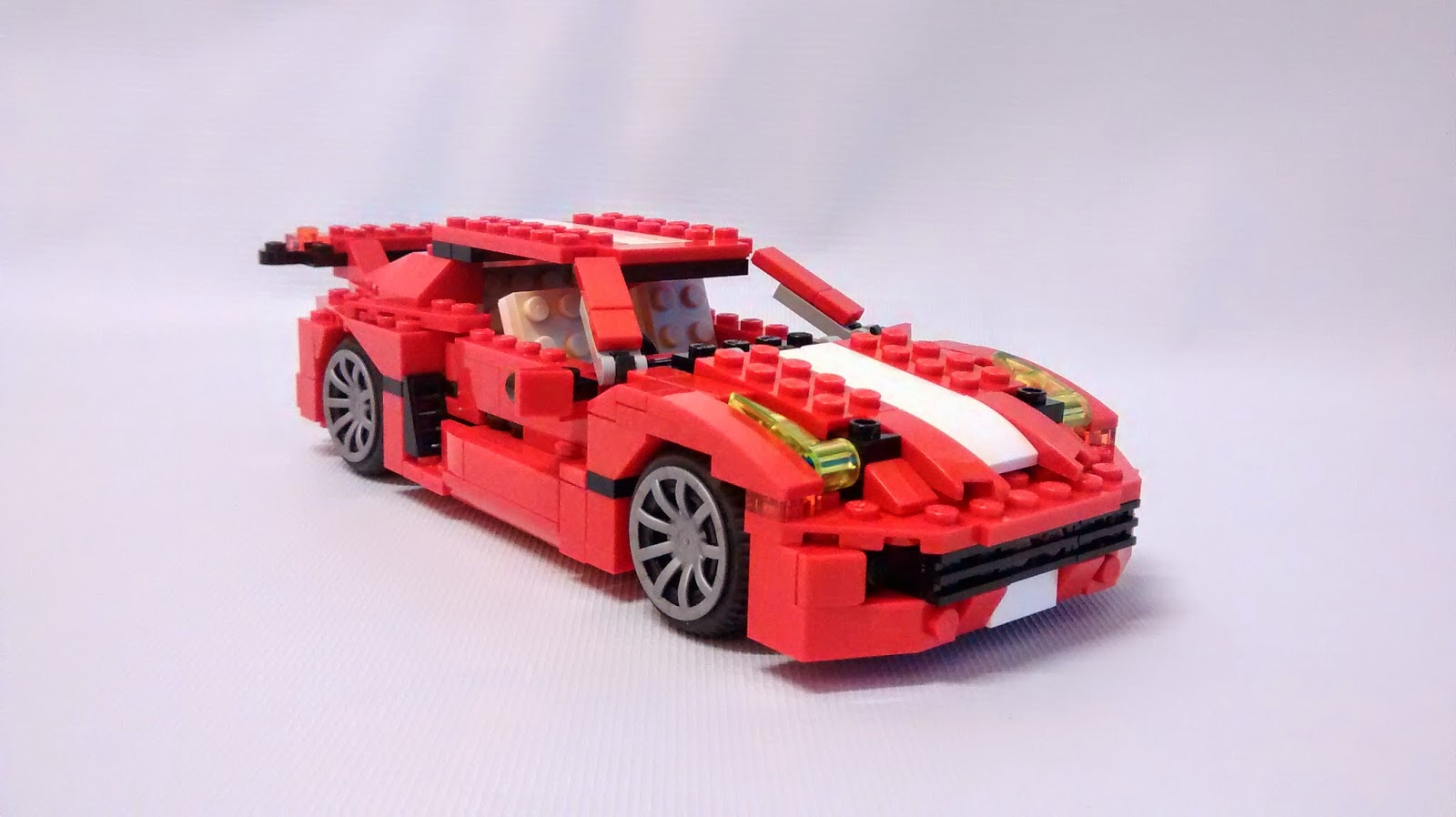 Yoshiny's Design: Lego Sports Car
