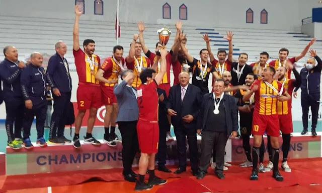 الترجي يفوز علي الزمالك المصري ويتوج بطلاً لأفريقيا