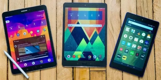 Best tablet top Android Apple Windows slates