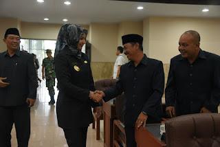 Bupati dan Ketua DPRD Jember Tandatangani KUPA -PPAS APBD 2019