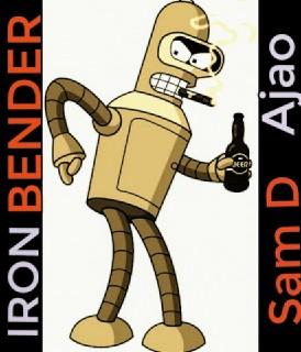 Music: Sam D. Ajao-Iron Bender