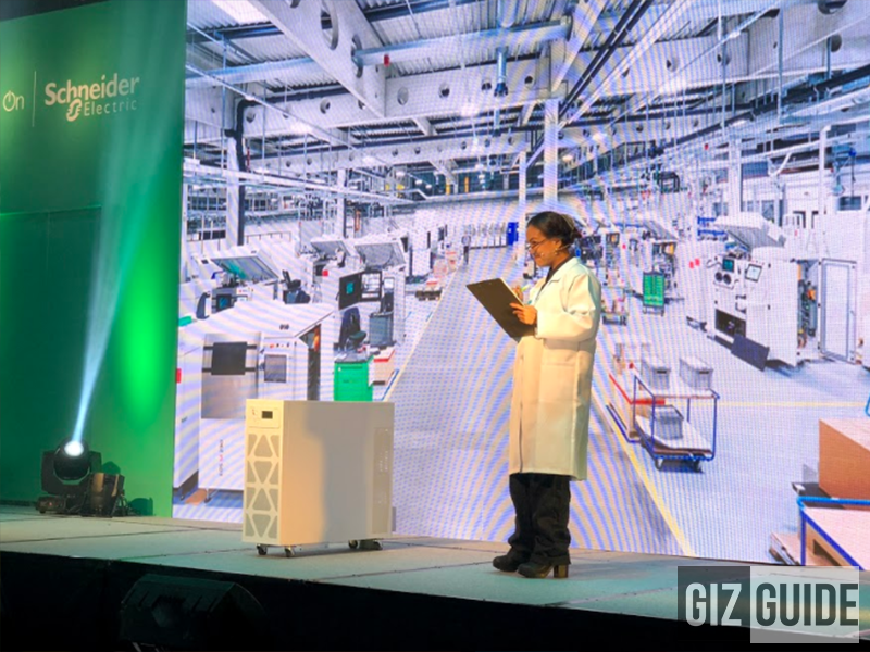Schneider Electric launches Galaxy Easy UPS 3S in PH!