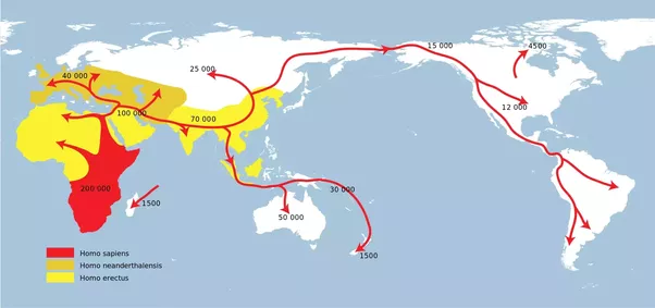 Studies Confirm: Chinese People Came From Indians