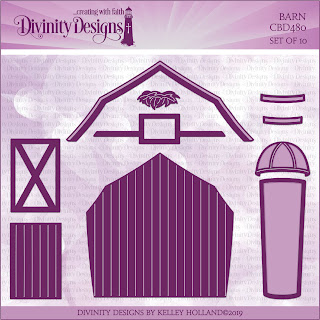 Divinity Designs LLC Custom Barn Dies
