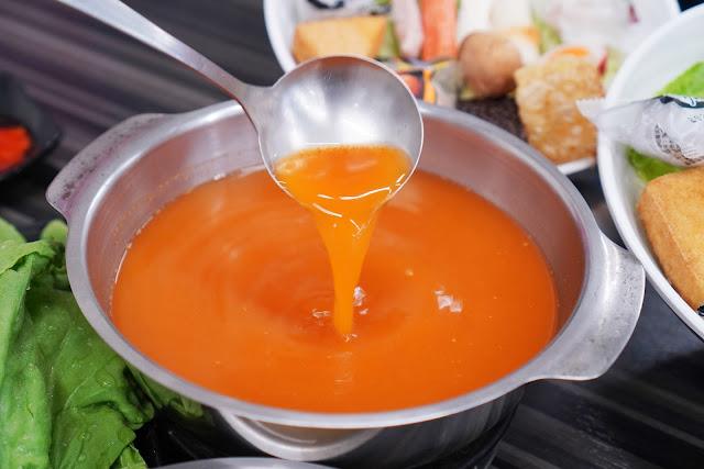 台南永康區美食【和之國麻辣鍋】餐點介紹-韓式味噌鍋