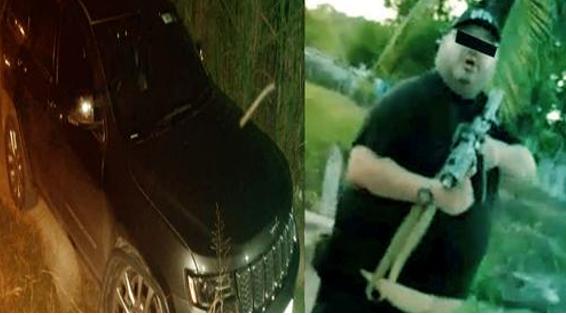 """Le dieron piso a"""" Don King"""" y su cuerpo lo abandonaron en bolsas de plástico en  Tullum, Quintana Roo"""