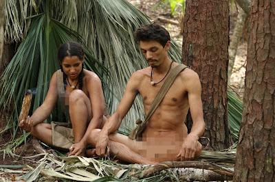 """Cena de """"Largados e Pelados"""", uma das séries de maior audiência do canal Discovery - Divulgação"""