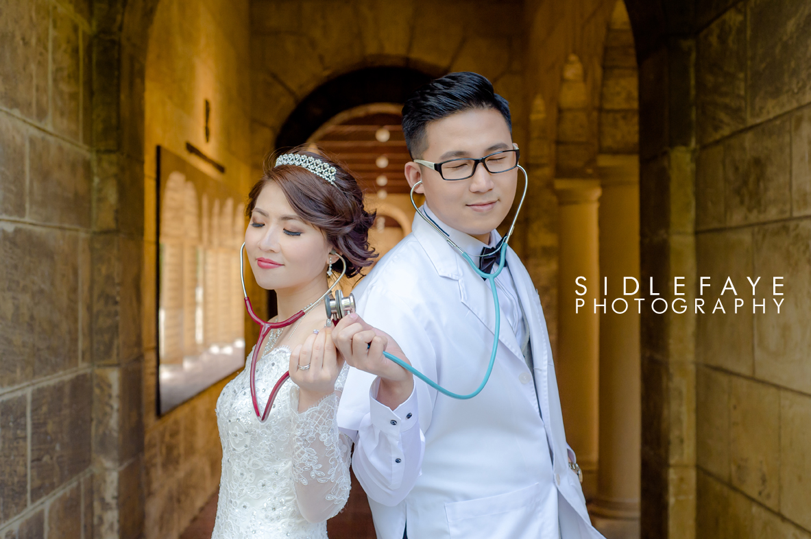 Image result for doctor pre wedding
