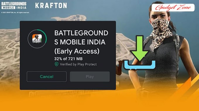 Get Early Access Battlegrounds Mobile India - get Install Option on Playstore