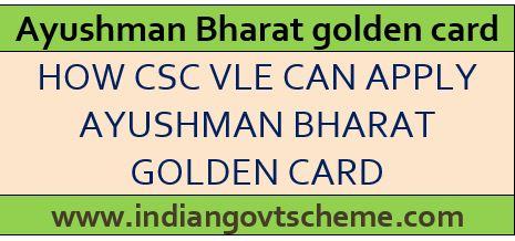 Ayushman+Bharat+golden+card