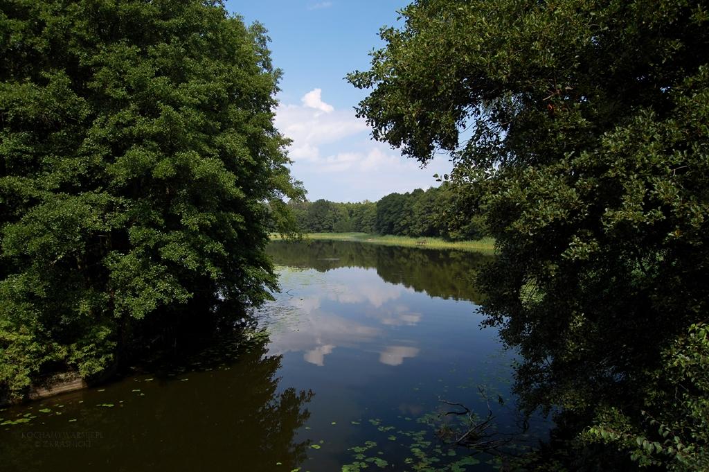 Liksajny, jezioro Ruda Woda