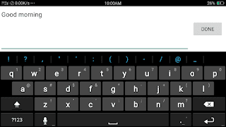 Perfect Keyboard Free - screenshot 2