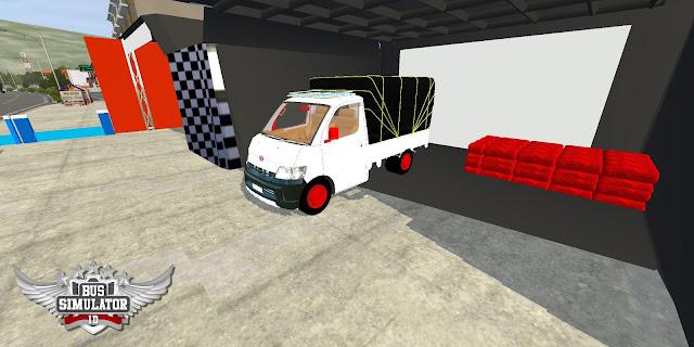 Mod Mobil GrandMax Garasi