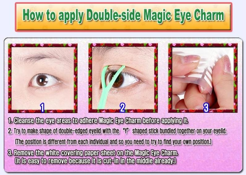 Girls Charming Dream How To Use Korean Double Sided