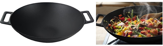 *HIGHLY RATED* Cast Iron Shall...