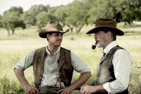 Henry Garrett and Pierce Brosnan in The Son (9)