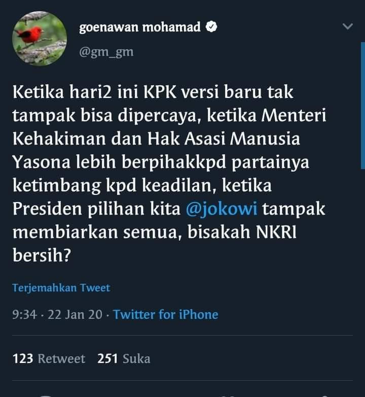 Pendukung Jokowi Garis Keras Mulai Ragu, Ini Bantahan Telak Netizen